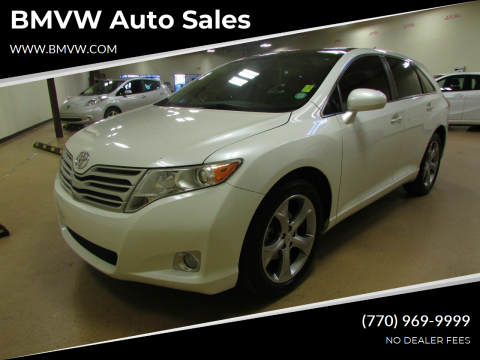 2009 Toyota Venza for sale at BMVW Auto Sales in Union City GA