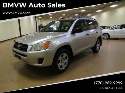 2008 Toyota RAV4 for sale at BMVW Auto Sales in Union City GA