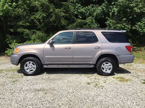 2001 Toyota Sequoia for sale in Gilmanton, NH