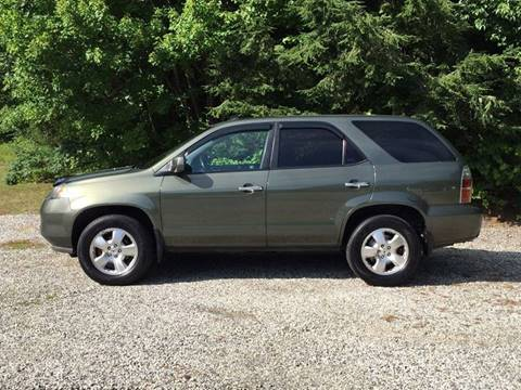 2006 Acura MDX for sale in Gilmanton, NH