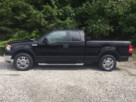 2008 Ford F-150 for sale in Gilmanton, NH