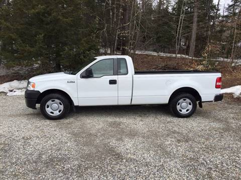 2007 Ford F-150 for sale in Gilmanton, NH