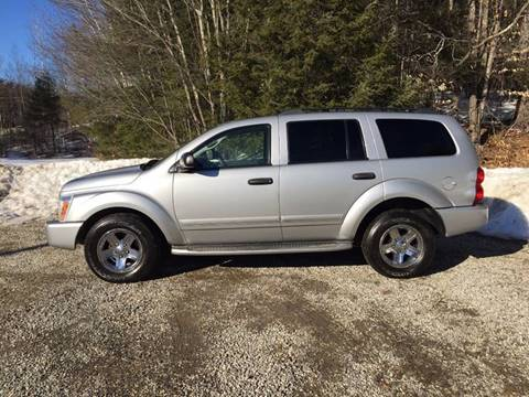 2005 Dodge Durango for sale in Gilmanton, NH