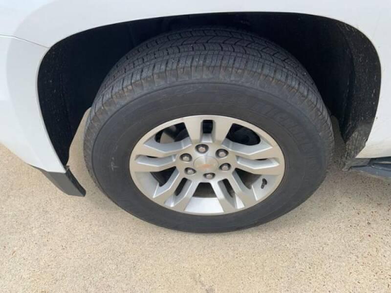 2020 Chevrolet Tahoe 4x2 LT 4dr SUV - Wynne AR
