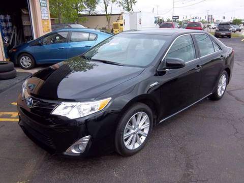 2013 Toyota Camry Hybrid for sale in Rochester, NY