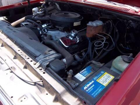 1982 Chevrolet C/K 30 Series