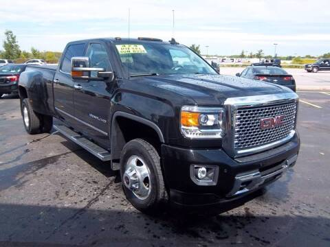 2015 GMC Sierra 3500HD for sale at Brian's Sales and Service in Rochester NY