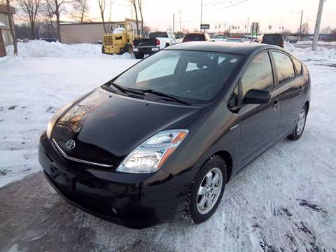 2008 Toyota Prius for sale at Brian's Sales and Service in Rochester NY
