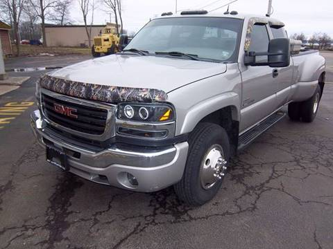 2004 GMC Sierra 3500 for sale at Brian's Sales and Service in Rochester NY