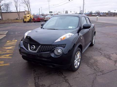 2012 Nissan JUKE for sale at Brian's Sales and Service in Rochester NY
