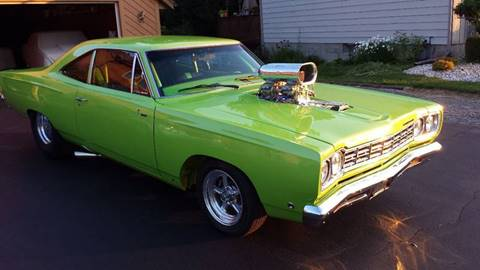 1968 Plymouth Roadrunner POST In Rochester NY - Brian's