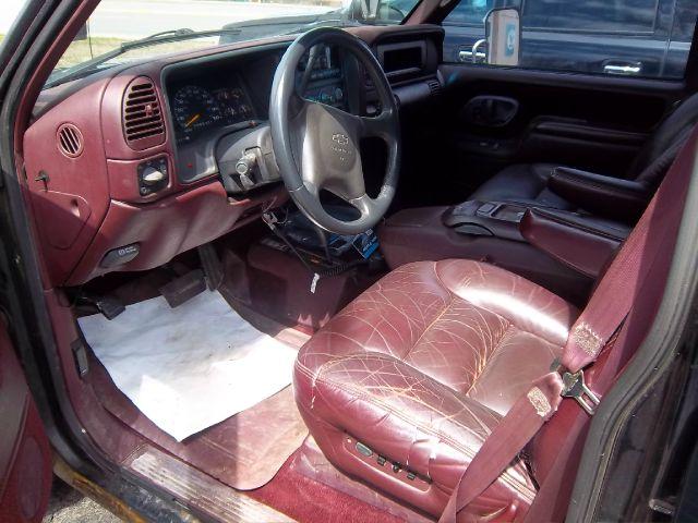 1997 Chevrolet C/K 3500 Series 4dr K3500 Silverado 4WD Crew