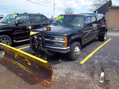 1997 Chevrolet C/K 3500 Series for sale at Brian's Sales and Service in Rochester NY