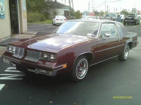 1982 Oldsmobile Cutlass Supreme for sale at Brian's Sales and Service in Rochester NY
