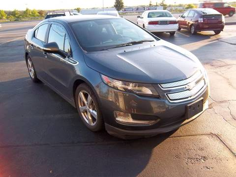 2012 Chevrolet Volt for sale at Brian's Sales and Service in Rochester NY