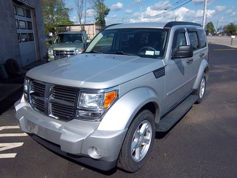 2009 Dodge Nitro for sale at Brian's Sales and Service in Rochester NY