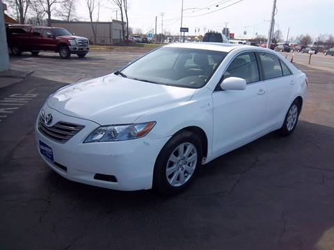 2007 Toyota Camry Hybrid for sale at Brian's Sales and Service in Rochester NY