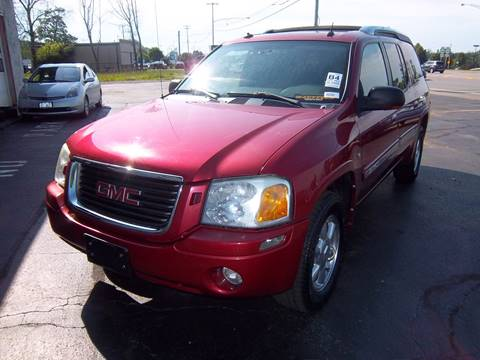 2004 GMC Envoy XUV for sale at Brian's Sales and Service in Rochester NY