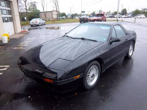 1988 Mazda RX-7 for sale at Brian's Sales and Service in Rochester NY