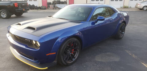2019 Dodge Challenger for sale at Brian's Sales and Service in Rochester NY