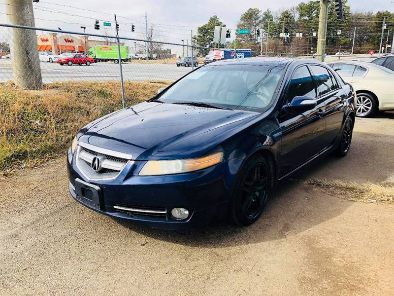2008 acura tl 4dr sedan w navigation in doraville ga auto plaza inc 2