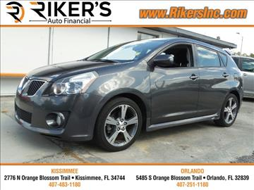 2010 Pontiac Vibe for sale in Kissimmee, FL