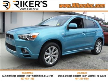 2012 Mitsubishi Outlander Sport for sale in Kissimmee, FL