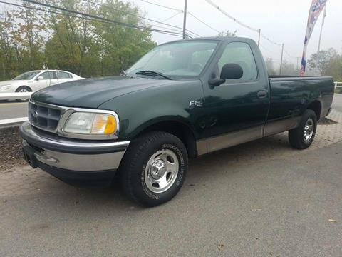 2003 Ford F-150 for sale in Walpole, MA