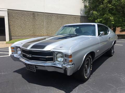 1971 Chevrolet Chevelle for sale in Marietta, GA