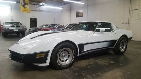 1980 Chevrolet Corvette for sale in Marietta, GA