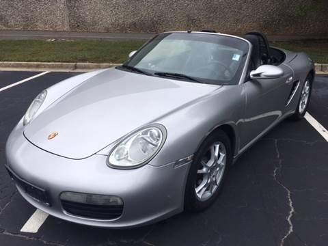 2005 Porsche Boxster for sale in Marietta, GA