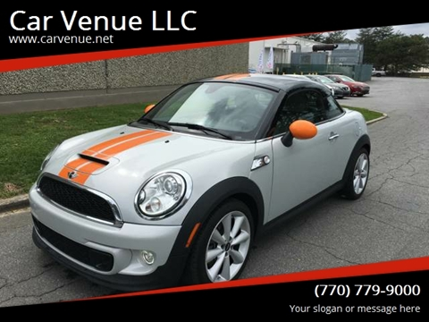 2015 Mini Coupe For Sale In Helena Mt Carsforsalecom