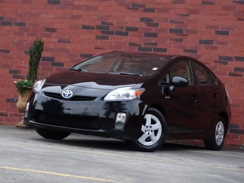 2010 toyota prius oil type