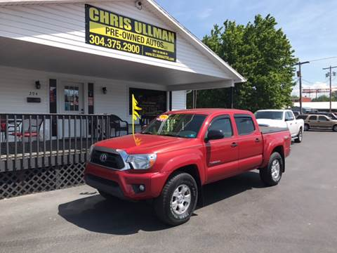 2013 Toyota Tacoma for sale in Williamstown, WV