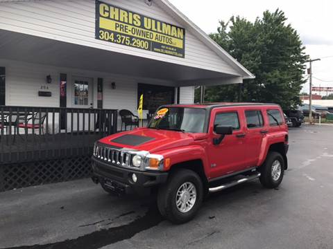2007 HUMMER H3 for sale in Williamstown, WV