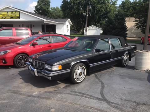 1992 Cadillac DeVille for sale in Williamstown, WV