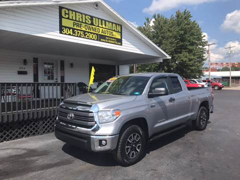 2015 Toyota Tundra for sale in Williamstown, WV