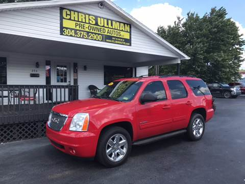 2012 GMC Yukon for sale in Williamstown, WV