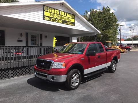 2008 Ford F-150 for sale in Williamstown, WV