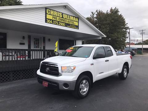 2010 Toyota Tundra for sale in Williamstown, WV