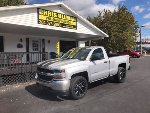 2016 Chevrolet Silverado 1500 for sale in Williamstown, WV