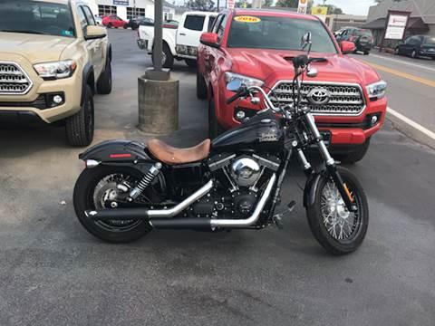 2013 Harley-Davidson Street Bob for sale in Williamstown, WV