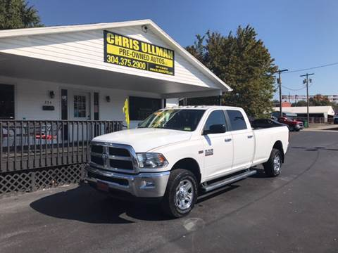 2014 RAM Ram Pickup 2500 for sale in Williamstown, WV