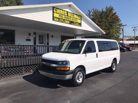 2014 Chevrolet Express Passenger for sale in Williamstown, WV