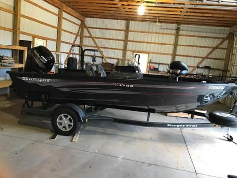 2016 Ranger VS1780 for sale in Williamstown, WV