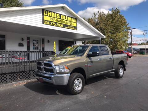 2014 RAM Ram Pickup 3500 for sale in Williamstown, WV