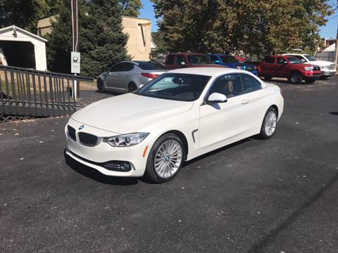 2015 BMW 4 Series for sale in Williamstown, WV