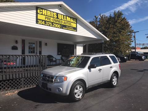 2009 Ford Escape for sale in Williamstown, WV