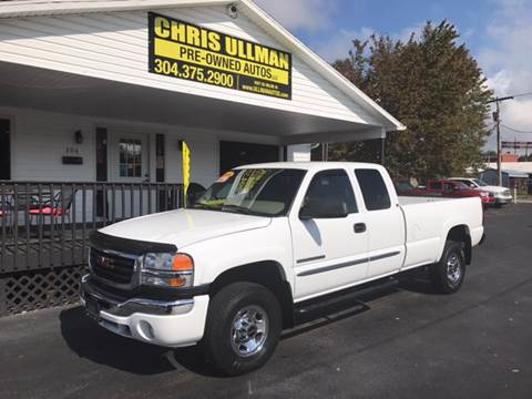 2006 GMC Sierra 2500HD for sale in Williamstown, WV