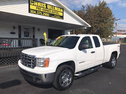 2011 GMC Sierra 1500 for sale in Williamstown, WV